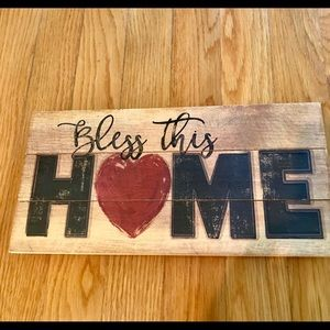 ✨✨Wood Sign for the Home✨✨